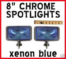 """8 """" Xenon blau rechteckig Scheinwerfer Mitsubishi Shogun"""