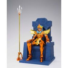 BANDAI SAINT SEIYA MYTH CLOTH MARINE EX POSEIDON JULIAN SOLO Imperial Throne Set