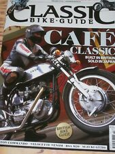 Classic Bike Guide 10/15 Norton Commando, Velo Venom, BSA M20, Suzuki GT750 etc