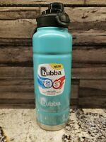 Bubba Trailblazer Insulated Stainless Steel Water Bottle , 40 oz - Island Teal