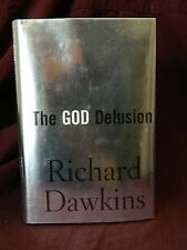 The God Delusion by Richard Dawkins 1st Edition, 1st Print, HC, 2006