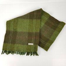 Kilmahog Scotland Scarf Green Check