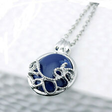 Vampire Diaries Katherine Cate Stone Necklace Natural Anti Sun Pendant Jewelry