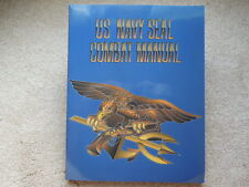 U.S.  Navy Seal Training Combat Book over 200 pages NEW 0502-LP-190-0650 1974