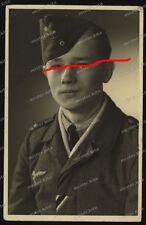 Foto-AK-Portrait-Fallschirm-Panzer-Division-1.-HG-Luftwaffe-Endkampf-1944-