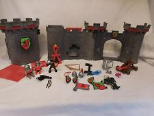 PLAYMOBIL 5803 Knights Castle Medieval Red Wolf with Figures