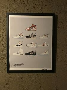 "Off White ""the Ten"" Pack Limited Poster"