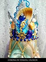 OFFER 2x1 Corona para de Oshun Ochun Oya Yemaya Obatala Elegua Crown of for