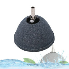Air bubble disk stone aquarium aerator fish tank pump hydroponics oxygen 6cm KY