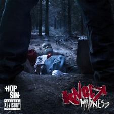 Hopsin - Knock Madness Album Cover Poster Giclée