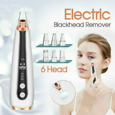 Electric Blackhead Remover Face Vacuum Facial Pore Suction Dermabrasion Tool