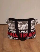 ROBIN RUTH Large Miami  beach bag zip