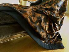 Luxurious Decorative Safari Faux Fur Velvety Feel Animal Print Throw - Cover