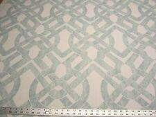 2 yards of Curves Seaglass upholstery fabric by P. Kaufmann r2245b