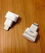 2X Iphone 5  5s 6 Lifeproof Case White Dock Extender. Charge case on!