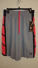 NWT AND1 Pass the Rock Game Short Size L