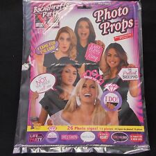 NEW Bachelorette Party Photo Props and Award Stickers