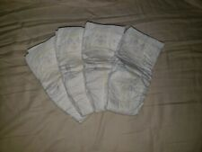 New Listing(4) Samples of Pampers Swaddlers Disposable Diapers, Size 7