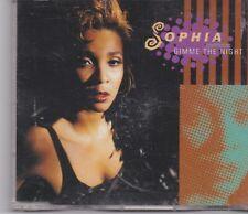Sophia-Gimme The Night cd maxi single 8 tracks eurodance holland