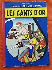 (BIBI FRICOTIN) LES GANTS D'OR par LACROIX. Edition originale cartonnée E.O.