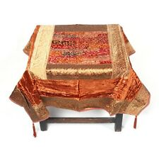 Tapestry  Silk Table Runner Cloth  Dinner Kitchen Coffee Table Cover