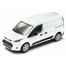Greenlight: Ford Transit Connect (V408) - White. 1:43 Scale diecast Van