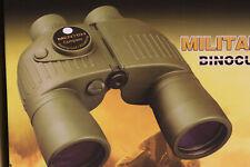 military binocular ...7 x 50...compass  BINOCULARS   GREAT VIEW OUT...waterproof