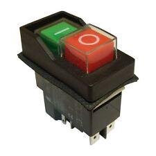 on off Switch Fits Belle Cement Mixer Minimix 150 110v 110 Mini 140 Min Mix