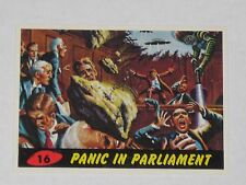 Topps Mars Attacks Trading Card 1994 Base Card Nm #16 Panic In Parliament