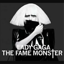 Lady Gaga Fame monster (2009; 8 tracks)  [CD]