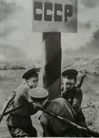 ☭ History of the Soviet Border Troops of the USSR / Russian edition, Moscow 1984