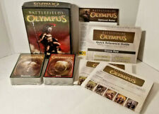Battlefields Of Olympus, Smaetass Games, 2008 shrink wrapped Ver 1