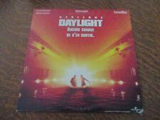 laserdisc daylight avec SYLVESTER STALLONE