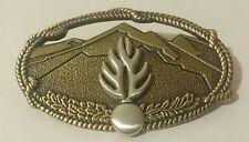 insigne métal Brevet Certificat Élémentaire Montagne GENDARMERIE Nationale