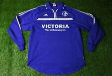 Schalke GERMANY # 20 2000 2001 FOOTBALL SOCCER SHIRT JERSEY HOME ADIDAS ORIGINAL
