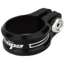 Hope Bolt On Seat Clamp 36.4mm Black - Brand New