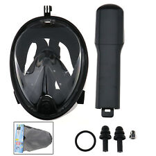 S/M Diving Underwater Swimming Training Scuba Snorkeling Mask for Gopro Camera