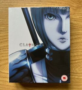 Claymore Collector's Edition Blu-ray, 2017 Region B New Sealed.