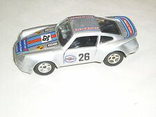 JET CAR DE NOREV racing Porsche Carrera RSR Martini. 1974... NM, no Box .
