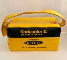 Vintage Kodak KODACOLOR 2 C135-24 Camera Bag / Cooler