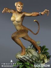 Cheetah Maquette Super Powers Statue Regular Edition Tweeterhead