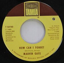 Soul 45 Marvin Gaye - How Can I Forget / Gonna Give Her All The Love I'Ve Got On