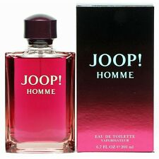 Joop! Homme Eau de Toilette für Herren, 200 ml