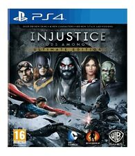 Injustice: God Amongst Us - Ultimate Edition (PS4)