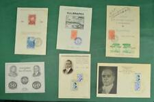 BRAZIL STAMPS SELECTION OF 6 COVERS OR EXHIBITION CARDS  ECT  (K150)