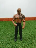 The Rock WWE WWF 2011 Mattel Basic Signature Series 4 Wrestling Figure
