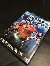 Doctor Who: Time-Flight (Dvd, 2007)