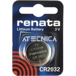 Pile au lithium cr2032