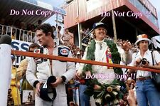 Ronnie Peterson JPS Lotus 78 Winner South African Grand Prix 1978 Photograph