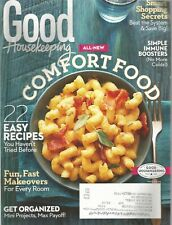 Good Housekeeping March 2014 Comfort Food/Organization/Immune Boosters